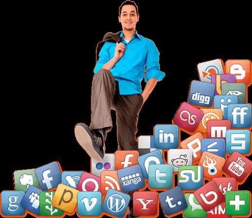 Die E-Commerce-Lösung für Facebook, Youtube, Pinterest, Twitter und alle anderen soziale Netzwerke