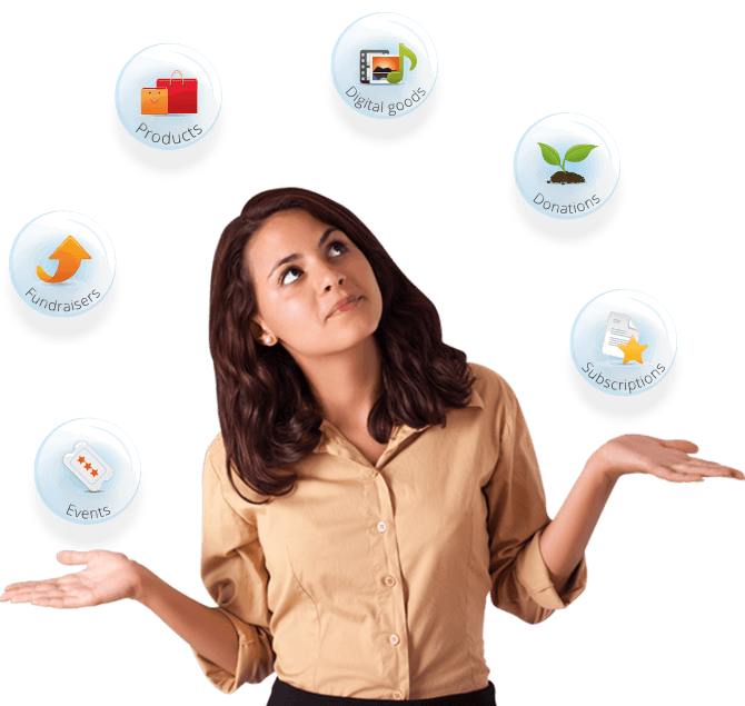 Santu is the best eCommerce solution for many different product types