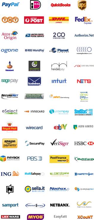 Santu est connecté avec les meilleurs services d'e-Commerce du monde
