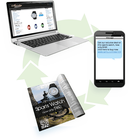 Sell your products anywhere you want with Santu eCommerce solutions